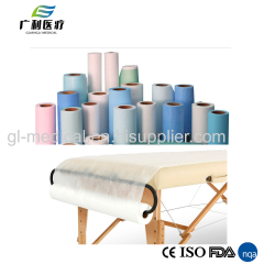Disposable Examination Table /Bed Sheet Roll