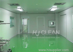 No Dust Portable Prefabricated Modular Clean Room