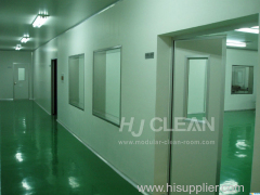 Class 1000 turn key project in fields of pharmaceutical clean room