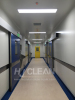 Easy installation sandwich panel pharmaceutical clean room with high cleanliness