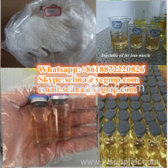Mixed Tmt Blend 375 Mg/Ml for Bodybuilding Supplement anabolic steroid