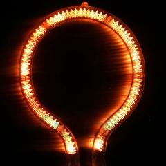 Single Infrared Heat Lamp