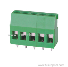Pcb screw terminal - Terminal Blocks
