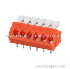 CB Screwless Terminal Block and Connector