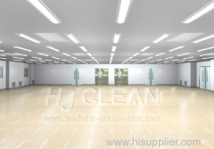OEM Clean Class 100 Level Modular Reinraum
