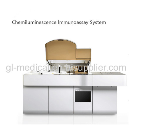Diagnosis Equipment chemiluminescence immunoassay