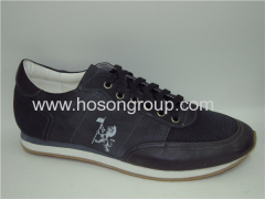 Mens lace casual shoes