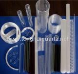 U Quartz Tube Spiral Quartz Tube