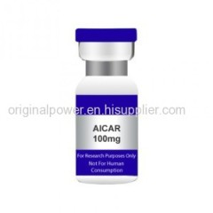 98% Purity Aicar Sarms White Solid Powder Raw Material 50mg/vial