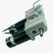 Gear Motor With Manual Release Clutch