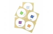 NFC Mifare label Sticker