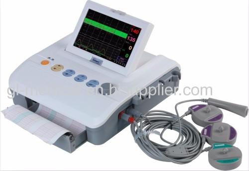 Ultrasonic Doppler fetal monitor