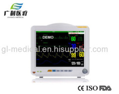 Medical hospital equipment Patient Monitoring System