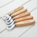 latest design beech wooden bottle opener with wood handle
