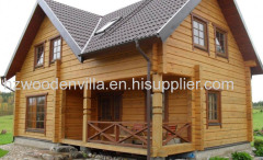 prefabricated wooden cottage houses for sale