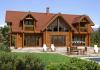prefab house wooden bungalow