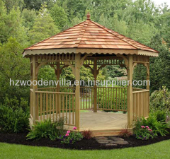 portable outdoor wooden gazebo price