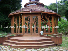 outdoor furniture garden wooden gazebo