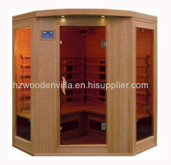 hot sale indoor wooden sauna bath