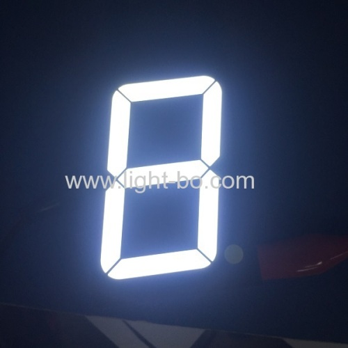 "1.5"" white led display;1.5inch white 7 segment ;1.5inch white led"