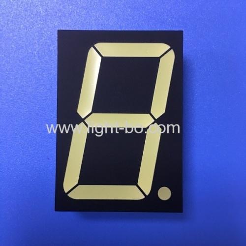 Super bright red 1.5-inch common Anode seven segment led display