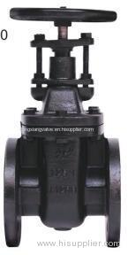 1202 NON RISING STEM GATE VALVE
