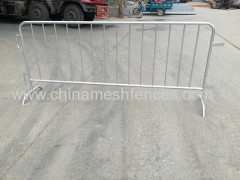 Australia 2.4m wide x 1.12m high crowd control barrier safety fencing border barrier
