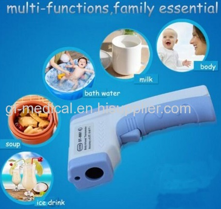 Forehead infrared digital thermometer for baby