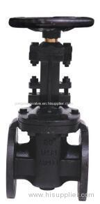 1204 OS&Y METAL SEATED GATE VALVE