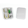 1/2/4 Cores Fiber Optic Desk Termination Box