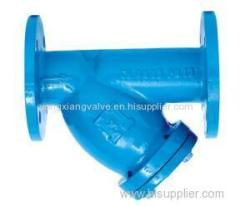 6201 CAST IRON&DUCTILE IRON Y-TYPE STRAINER
