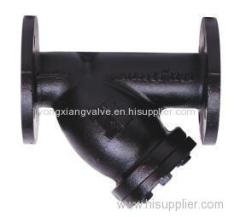 6202 CAST IRON&DUCTILE IRON Y-TYPE STRAINER