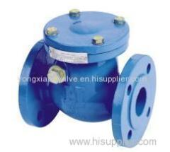 4201 SWING TYPE CHECK VALVE