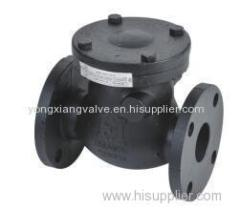 4202 SWING TYPE CHECK VALVE