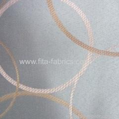 100% polyester jacquard curtain fabric