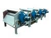 China four roller textile waste recycling machine for waste yarn cleaning