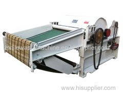 SBT 600 textile waste opening machine for textile waste recycling