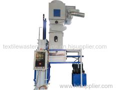Automatic hydraulic raw cotton baler