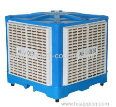 South Africa swamp evaporative cooling desert honeycomb air cooler