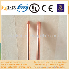 direct burial electrical parts grounding rod