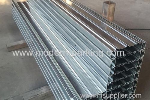 Wave galvanized steel plate for garage