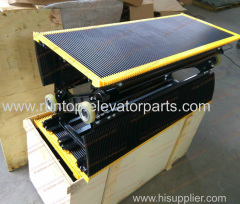Escalator step DAA26140A145 for OTIS-Sigma Escalator
