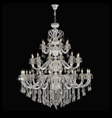 Jewels Modern Design Larger Crystal Chandelier Lighting