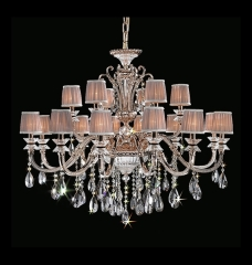 Luxury Modern Design Larger Crystal Chandelier Lighting