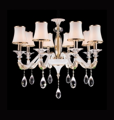 Dining Room Modern Design Crystal Chandelier Lighting