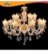 Mordern design Candle crystal indoor ceramics lighting
