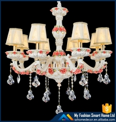 Diseño moderno Lámparas halógenas cerámica de interior de iluminación