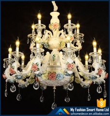 現代的なデザインの豪華な屋内陶器の照明