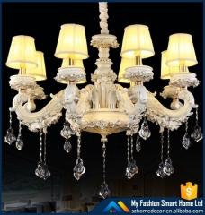 Lujoso diseño moderno cerámica de cerámica de iluminación