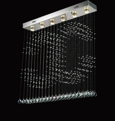Gemini K9 Crystal Indoor Ceiling Lighting